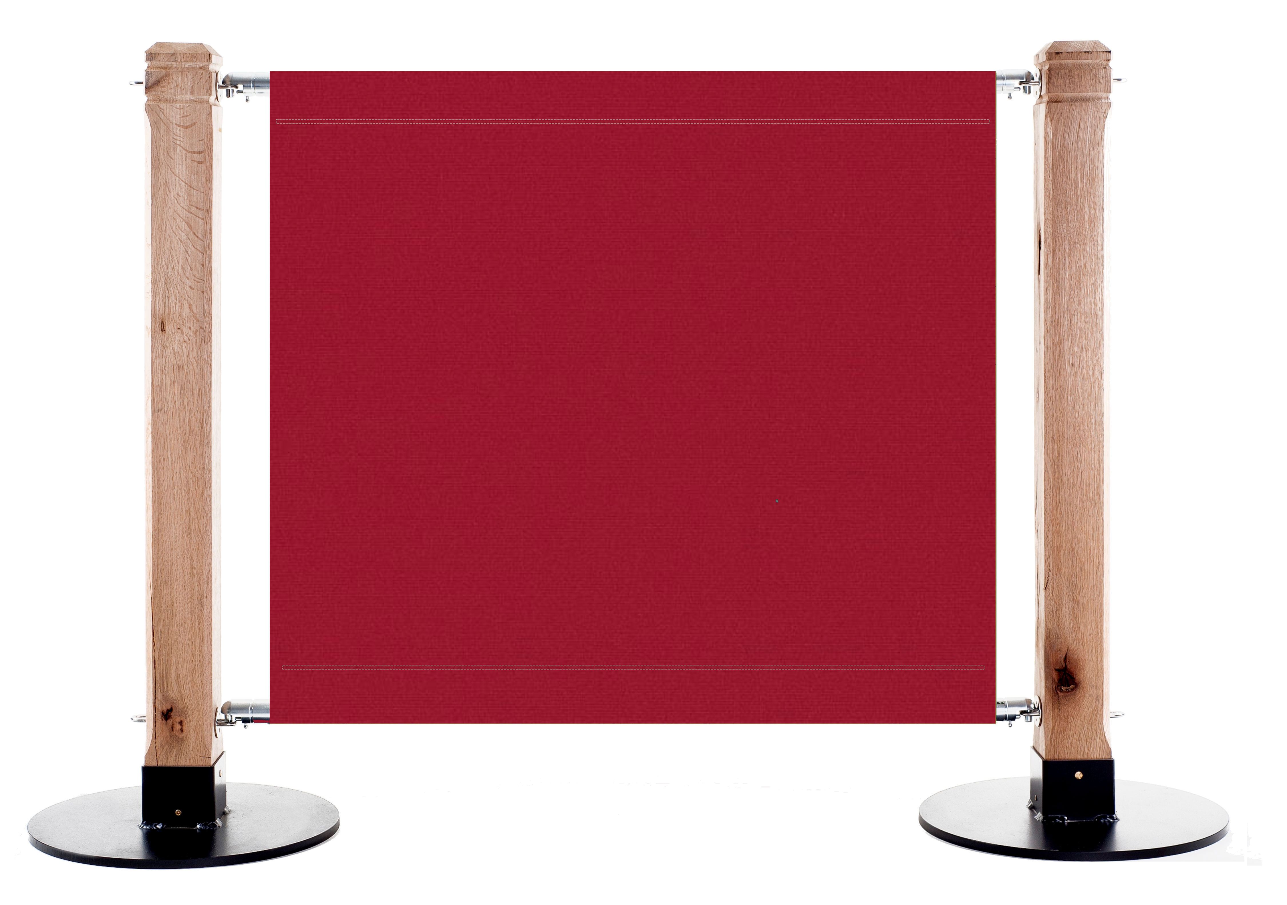 Canvas Cafe Barrier in 6435 Cerise